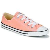 Παπούτσια Γυναίκα Χαμηλά Sneakers Converse Chuck Taylor All Star Dainty Ox Canvas Color Ροζ