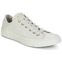 Παπούτσια Γυναίκα Χαμηλά Sneakers Converse Chuck Taylor All Star Ox Mono Glam Canvas Color Grey