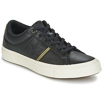 Παπούτσια Χαμηλά Sneakers Converse One Star Black