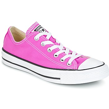 Παπούτσια Γυναίκα Χαμηλά Sneakers Converse Chuck Taylor All Star Ox Seasonal Colors Ροζ