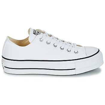 Converse Chuck Taylor All Star Lift Clean Ox Core Canvas