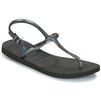Παπούτσια Γυναίκα Σανδάλια / Πέδιλα Havaianas FREEDOM SL Black