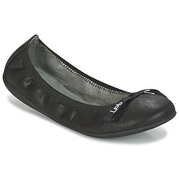 Παπούτσια Γυναίκα Μπαλαρίνες LPB Woman ELLA VELOUR Black