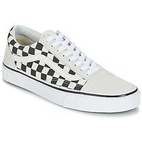 Παπούτσια Χαμηλά Sneakers Vans OLD SKOOL Άσπρο / Black