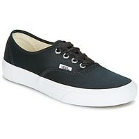 Παπούτσια Γυναίκα Χαμηλά Sneakers Vans AUTHENTIC Black