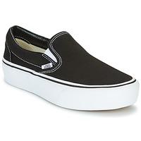 Παπούτσια Γυναίκα Slip on Vans SLIP-ON PLATFORM Black