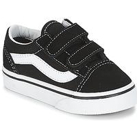 Παπούτσια Παιδί Χαμηλά Sneakers Vans OLD SKOOL V Black