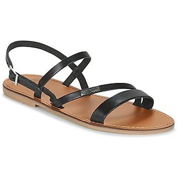 Παπούτσια Γυναίκα Σανδάλια / Πέδιλα Les Tropéziennes par M Belarbi BADEN Black