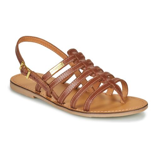Παπούτσια Γυναίκα Σανδάλια / Πέδιλα Les Tropéziennes par M Belarbi HERILO Brown