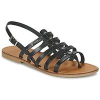 Παπούτσια Γυναίκα Σανδάλια / Πέδιλα Les Tropéziennes par M Belarbi HERILO Black