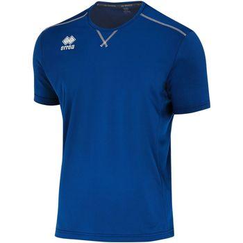 Υφασμάτινα Άνδρας T-shirt με κοντά μανίκια Errea Maillot  Everton bleu