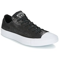 Παπούτσια Γυναίκα Χαμηλά Sneakers Converse Chuck Taylor All Star Ox Tipped Metallic Black