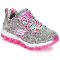 Παπούτσια Κορίτσι Χαμηλά Sneakers Skechers SKECH-AIR Grey / Ροζ