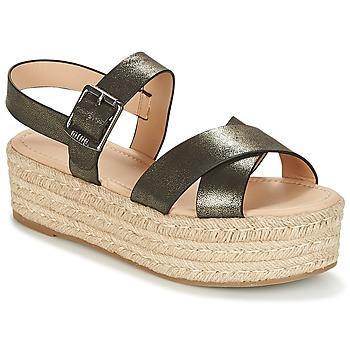 Παπούτσια Γυναίκα Σανδάλια / Πέδιλα MTNG VATIXIO Black