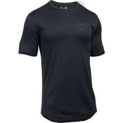 Υφασμάτινα Άνδρας T-shirt με κοντά μανίκια Under Armour UA Sportstyle Core Tee Noir