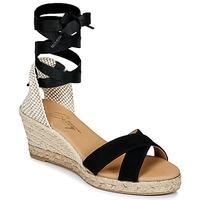 Παπούτσια Γυναίκα Σανδάλια / Πέδιλα Betty London IDILE Black