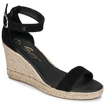 Παπούτσια Γυναίκα Σανδάλια / Πέδιλα Betty London INDALI Black