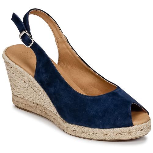 Παπούτσια Γυναίκα Σανδάλια / Πέδιλα Betty London INANI Marine