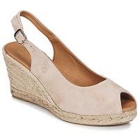 Παπούτσια Γυναίκα Σανδάλια / Πέδιλα Betty London INANI Ροζ /  clair