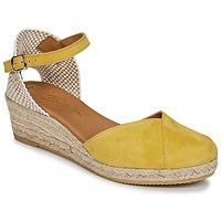 Παπούτσια Γυναίκα Σανδάλια / Πέδιλα Betty London INONO Yellow