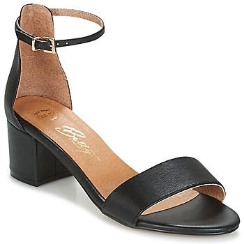 Παπούτσια Γυναίκα Σανδάλια / Πέδιλα Betty London INNAMATA Black