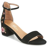 Παπούτσια Γυναίκα Σανδάλια / Πέδιλα Betty London INNUMUTU Black
