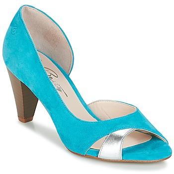 Παπούτσια Γυναίκα Σανδάλια / Πέδιλα Betty London IMIMI Μπλέ