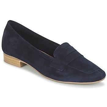 Παπούτσια Γυναίκα Μοκασσίνια Betty London INKABO Μπλέ