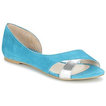 Παπούτσια Γυναίκα Σανδάλια / Πέδιλα Betty London GRETAZ Μπλέ