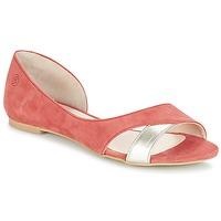 Παπούτσια Γυναίκα Σανδάλια / Πέδιλα Betty London GRETAZ Red
