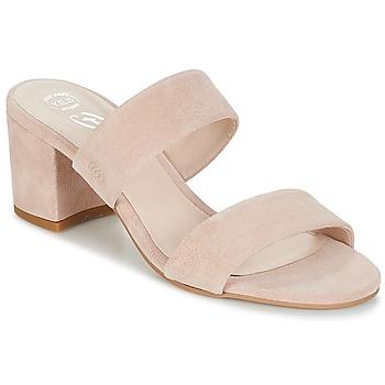 Παπούτσια Γυναίκα Τσόκαρα Betty London INALO Nude