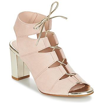 Παπούτσια Γυναίκα Σανδάλια / Πέδιλα Betty London INALU Ροζ