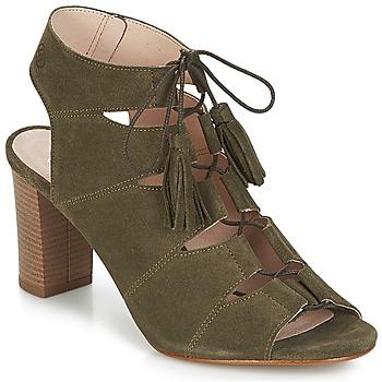 Παπούτσια Γυναίκα Σανδάλια / Πέδιλα Betty London INILI Green