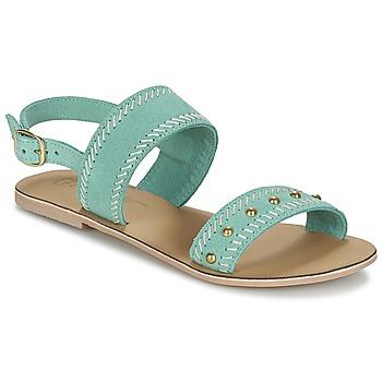 Παπούτσια Γυναίκα Σανδάλια / Πέδιλα Betty London IKARI Μπλέ