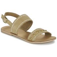 Παπούτσια Γυναίκα Σανδάλια / Πέδιλα Betty London IKARI Beige