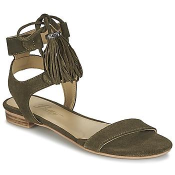Παπούτσια Γυναίκα Σανδάλια / Πέδιλα Betty London IKARA Kaki