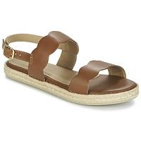 Παπούτσια Γυναίκα Σανδάλια / Πέδιλα Betty London IKARO Brown