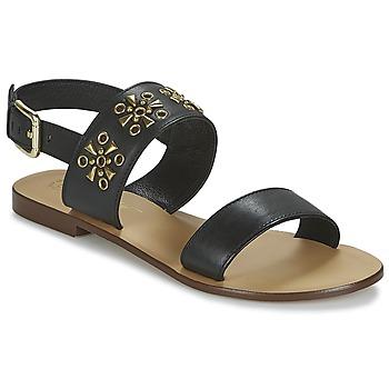 Παπούτσια Γυναίκα Σανδάλια / Πέδιλα Betty London IKIMI Black