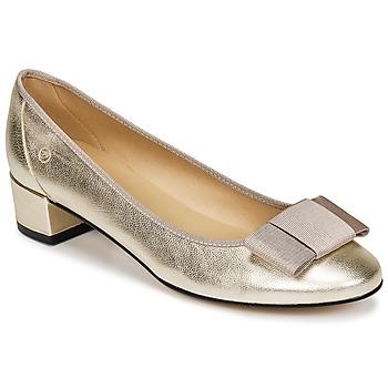 Παπούτσια Γυναίκα Μπαλαρίνες Betty London IRAFONE Gold