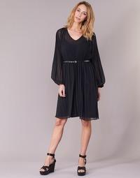 Υφασμάτινα Γυναίκα Κοντά Φορέματα Pepe jeans WINONA Black
