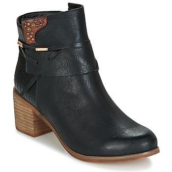 Παπούτσια Γυναίκα Μποτίνια Elue par nous BEGINE Black