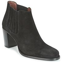 Παπούτσια Γυναίκα Μποτίνια Muratti PIUMA PPIU Black