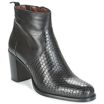 Παπούτσια Γυναίκα Μποτίνια Muratti RUSTIK PRSM Black
