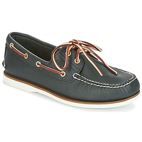 Παπούτσια Άνδρας Boat shoes Timberland CLASSIC 2 EYE NAVY / Smooth