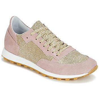 Xαμηλά Sneakers Yurban CROUTA ΣΤΕΛΕΧΟΣ: Δέρμα / ύφασμα & ΕΠΕΝΔΥΣΗ: Δέρμα & ΕΣ. ΣΟΛΑ: Δέρμα & ΕΞ. ΣΟΛΑ: Συνθετικό