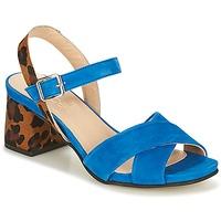 Παπούτσια Γυναίκα Σανδάλια / Πέδιλα Fericelli IMOLGA Μπλέ