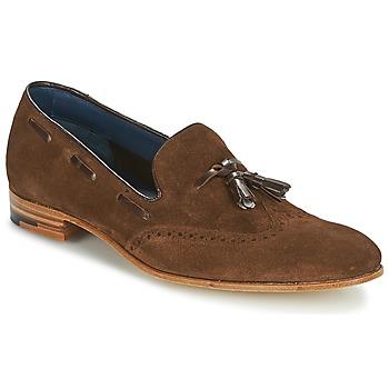 Παπούτσια Άνδρας Μοκασσίνια Barker RAY Brown