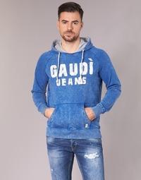 Υφασμάτινα Άνδρας Φούτερ Gaudi LEFEMO Marine