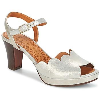 Παπούτσια Γυναίκα Σανδάλια / Πέδιλα Chie Mihara UNDIA Silver