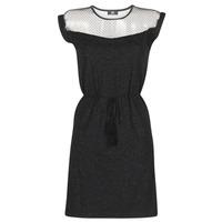 Υφασμάτινα Γυναίκα Κοντά Φορέματα Le Temps des Cerises JURIETO Black